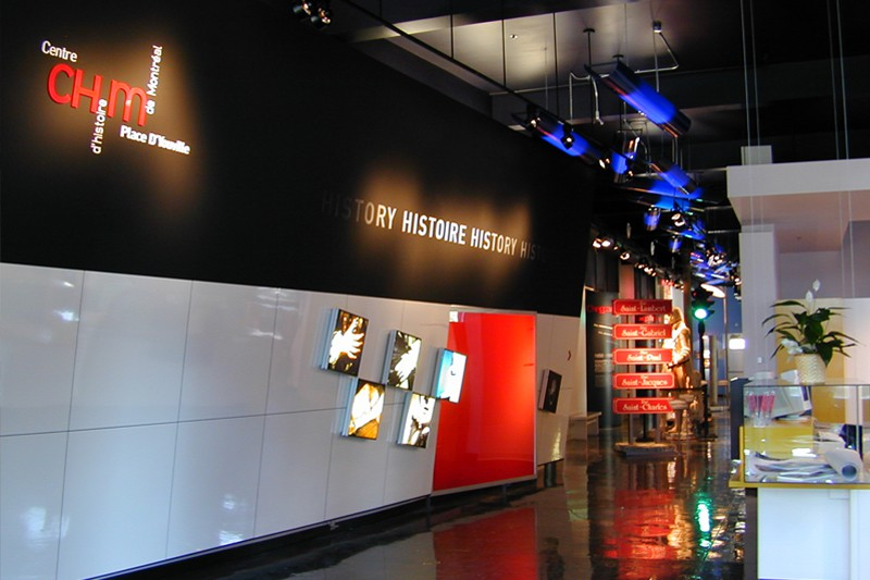 2001 - Montreal History Centre