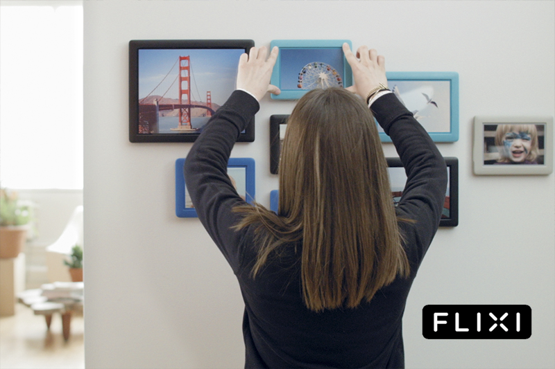 FLIXI photo frame