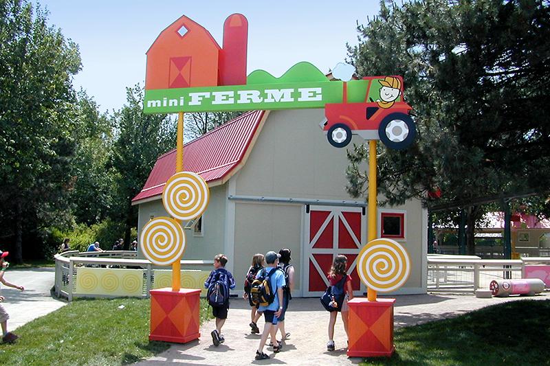 Children's Mini Farm